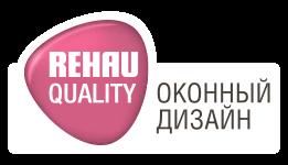 rehau logo wind design