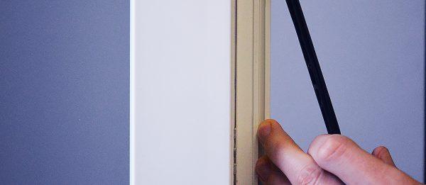 zamena uplotnitelnoj rezinki na plastikovyh oknah i dveryah 2