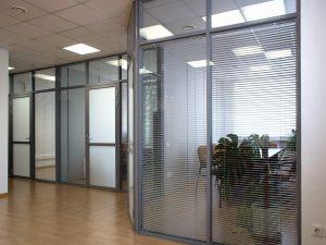 Офисные перегородки АЛЮТЕХ ALT111