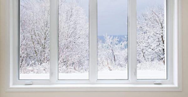 Установка металлопластиковых окон зимой