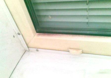 pozheltevshee okno