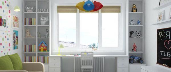 okna v detskoy komnate