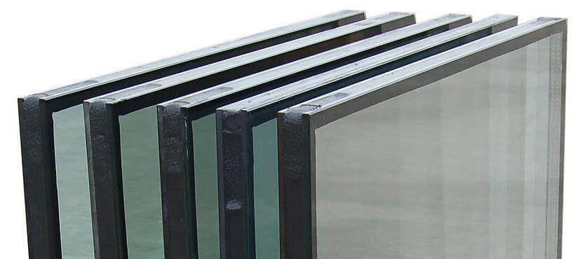 glazing double glass 2
