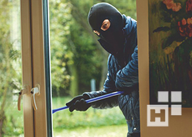 вопрос безопасности дома