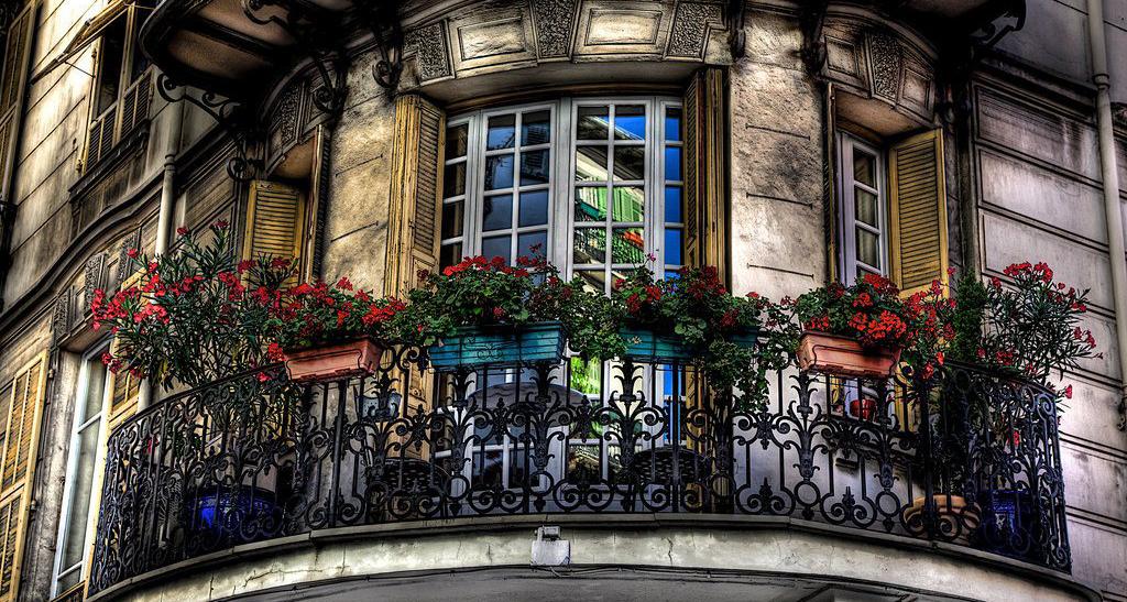 французский балкон особенности