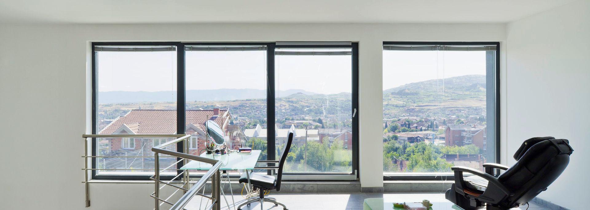 окна-пвх для интерьера
