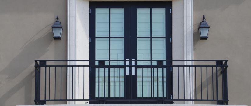 balcony railing patio modern with balcony rail planters aluminum balcony railings 9