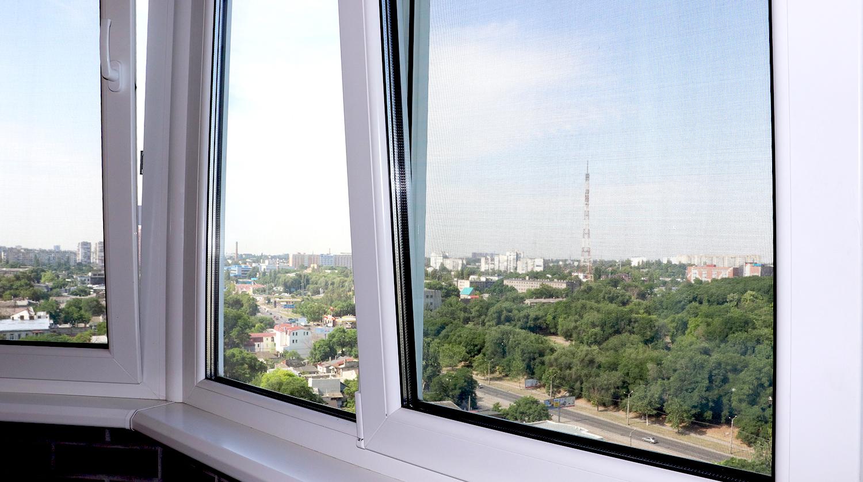 REHAU Euro-Design 70 для балкона