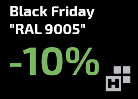 Black Friday «RAL 9005»