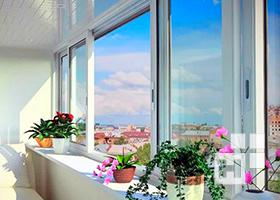 Какие окна выбрать на балкон?