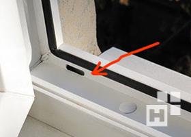Почему в пластиковых окнах есть отверстия?